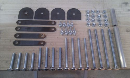 Bolt Clamp Kit